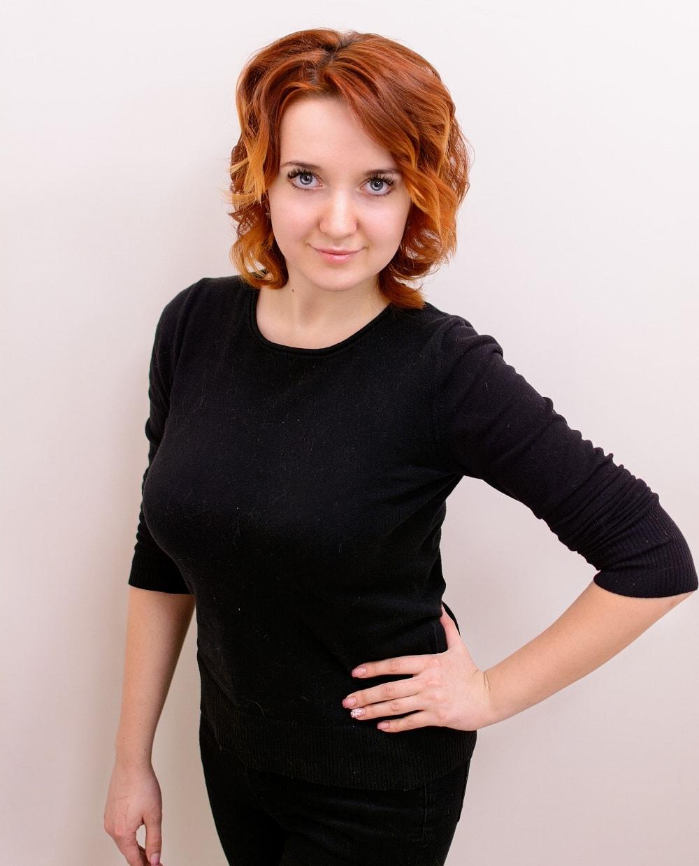 Юлия Керсанова салон красоты студио 14